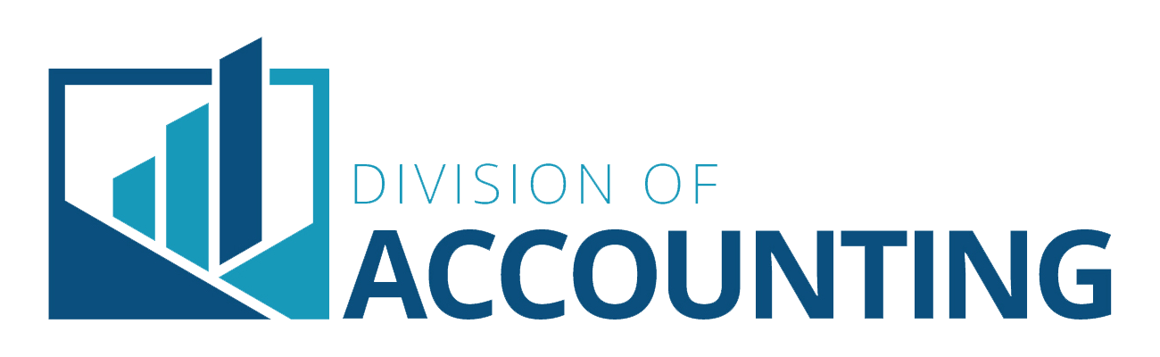 Image of the Division of Accounting logo